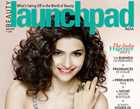 Prachi Desai for Beauty Launchpad