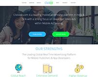 Daily UI Design,Mobile Ad Serving Design