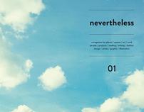 nevertheless magazine