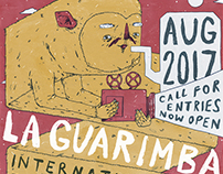 'La Guarimba' International Film Festival 2017 Poster