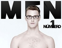 MEN - Gay Magazine Concept