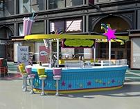 DUO | Shake Kiosk Concept