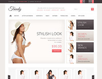 Trendy, OpenCart Responsive Apparels Clothes Theme