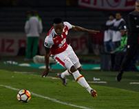Santa Fe vs Deportivo Táchira, Copa Libertadores 2018
