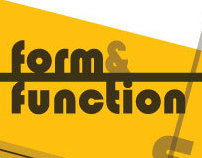 Form & Function - A Design Newsletter