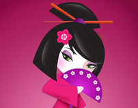Hostess and Geisha