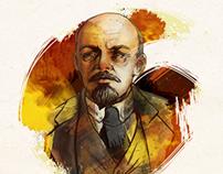 V.Lenin