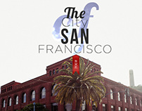 The City Of San Francisco -  Captured through the lens