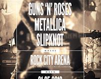 Rock Flyer / Poster 5