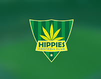 Hippies Football Club | Logo Design
