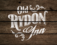 Old Rydon Inn logo and brand development