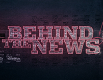 AlJazeera Behind the News Opening Title