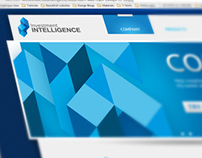 Invest intelligence web site