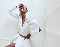 Fashion Editorial - Natz
