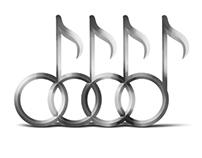 Audi Music Notes