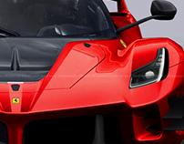 Ferrari FXX-K Evo Road-Legal