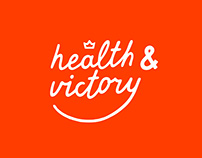 Health & Victory Logo