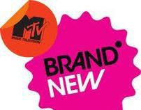 MTV Brand new chart