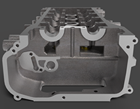 Cylinder Head Visualisation