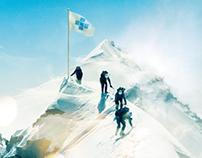 """TurnerMedia+ Ad. """"Everest"""""""