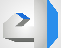 4 Television Network Ltd. Logo