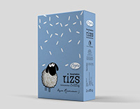 Kitchen Ready Rice Packaging Design