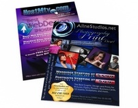 Print Ads/ Print collateral