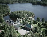 60 Serlachius Museum Gösta, Finland