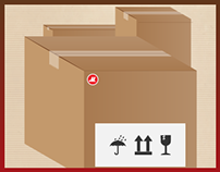 Symbols on the packaging