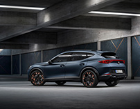 The all New Cupra FORMENTOR