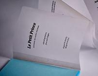 Typography II: Le Petit Prince