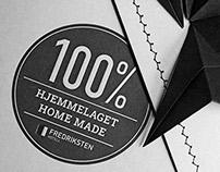 Fredriksten Hotell - Graphic design