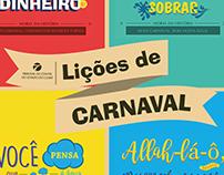 Campanha - Lições de Carnaval 2017