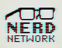 'Nerd Network' TV Idents & Brand