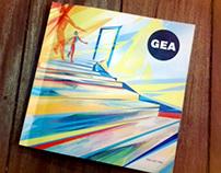 Revista GEA   Portada /Ilustraciones