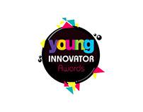 Logo design for zee young innovator awards
