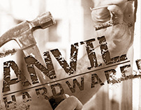 Anvil Hardware Ad Campaign