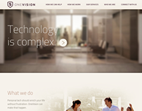 OneVision Resources | Tech Services Website Design