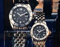 Présentoirs et PLV de montres