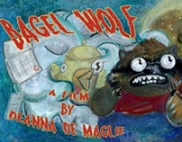 Bagel Wolf
