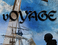 Book Cover Design: vOYAGE