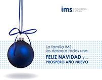 IMS Christmas card