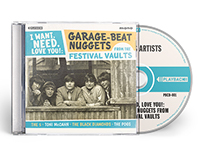 Garage Beat Nuggets CD Artwork