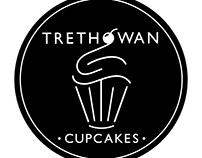 Trethowan Cupcakes Logo