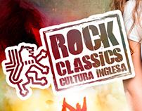 Rock Classics - Cultura Inglesa