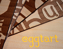 EGGTART | Typeface Design & Specimen