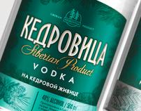 Vodka KEDROVITSA
