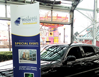 Windy City Limo - Vertical Banners