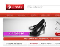 E-Commerce Lojas Renner
