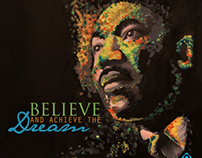 MLK Jr. Celebration Poster